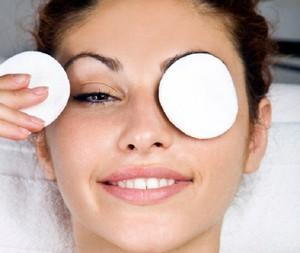 Компрессы для лечения глаз