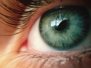 Портится зрение