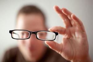 Очки для коррекции зрения - дальнозоркость