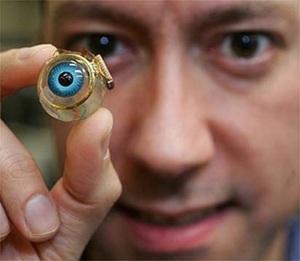 Описание процедуры имплантации устройства EX-PRESS для лечения глаукомы