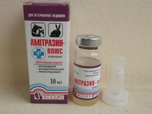 Особенности лечения клеща на ресницах Амитразином