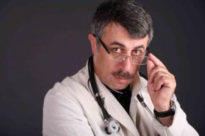 Доктор Комаровский Е. О.