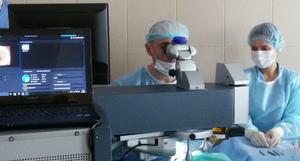 Еще один метод лечения глаз - лазерная трабекулопластика
