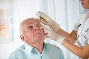 Показания для применения глазных капель Цикломед