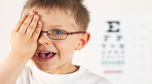Лечение близорукости глазными каплями