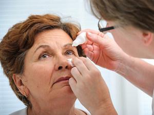 Особенности применения глазных капель Тропикамид