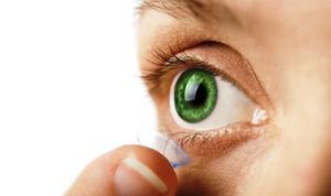 Линзы для ночного восстановления зрения